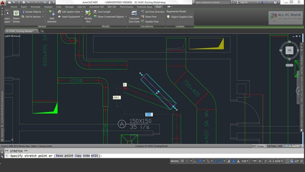 Autodesk AutoCAD MEP 2021 Free Download