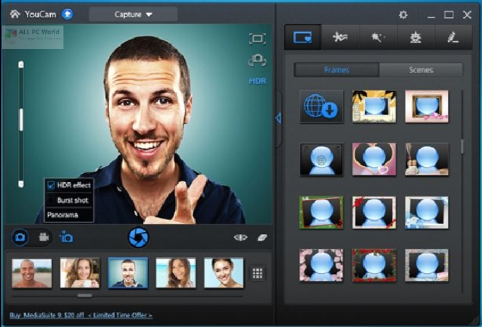 CyberLink YouCam Deluxe 9 Free Download