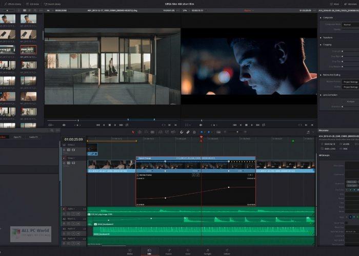 DaVinci Resolve Studio 2020 v16.2.5 Download