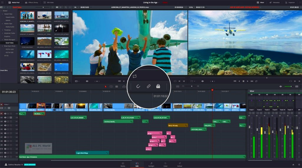 DaVinci Resolve Studio 2020 v16.2.5 One-Click Download