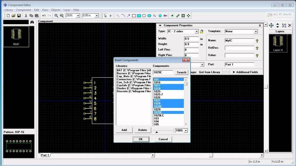 DipTrace 2020 v4.0 Free Download