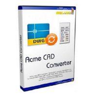 Download Acme CAD Converter 2020 v8.9