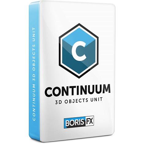 Download Boris FX Continuum 2020.5