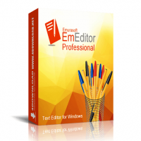 Download EmuraSoft EmEditor Professional 20.0