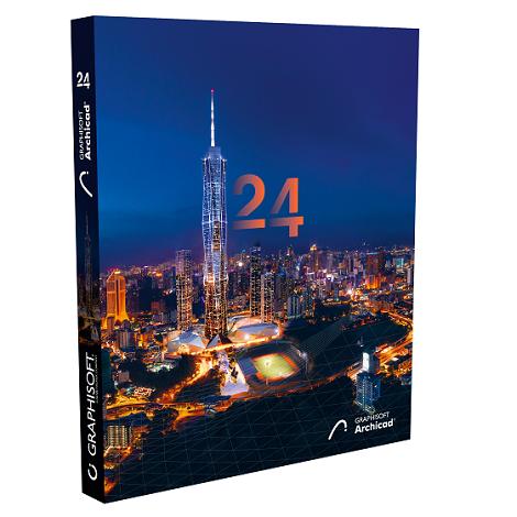 Download Graphisoft ARCHICAD 2020 v24.0