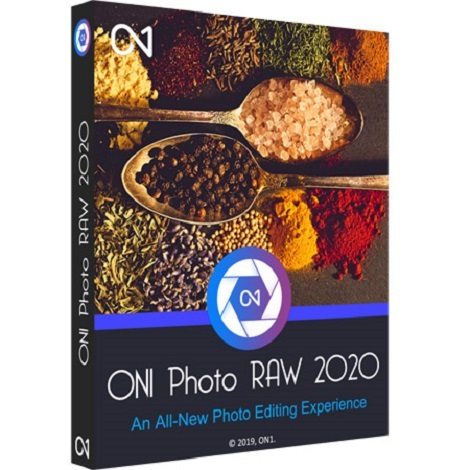 Download ON1 Photo RAW 2020.5 v14.5