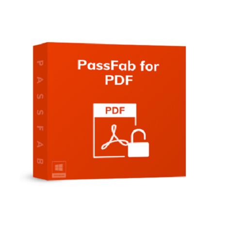 Download PassFab for PDF 2020 v8.2