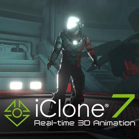 Download Reallusion iClone Pro 2020 v7.8