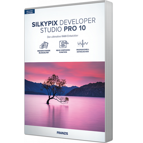 Download SILKYPIX Developer Studio Pro 2020 v10.1