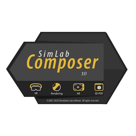 Download SimLab Composer 10.9
