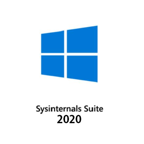 Download Sysinternals Suite 2020