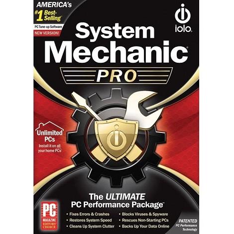 Download System Mechanic Pro 2020 v20.5