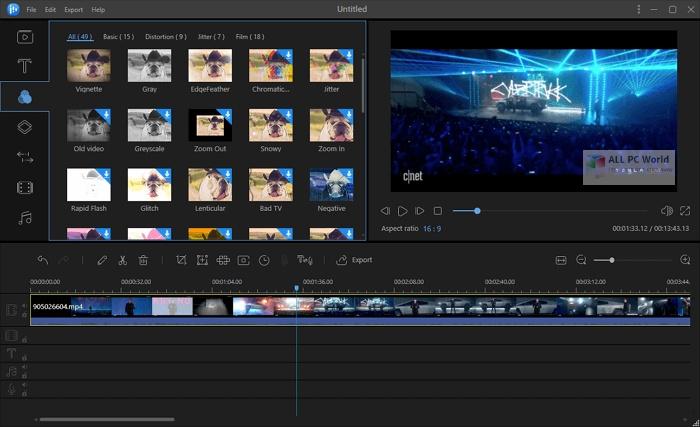EaseUS Video Editor 1.6 Download