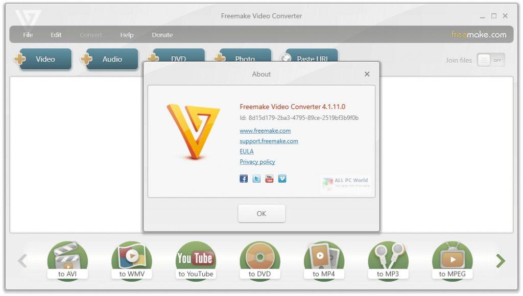 Freemake Video Converter 2020 v4.1 Free Download