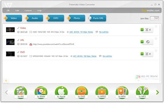 Freemake Video Converter 2020 v4.1 Offline Setup