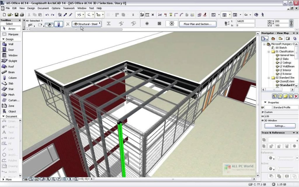 Graphisoft ARCHICAD 2020 v24.0 Download