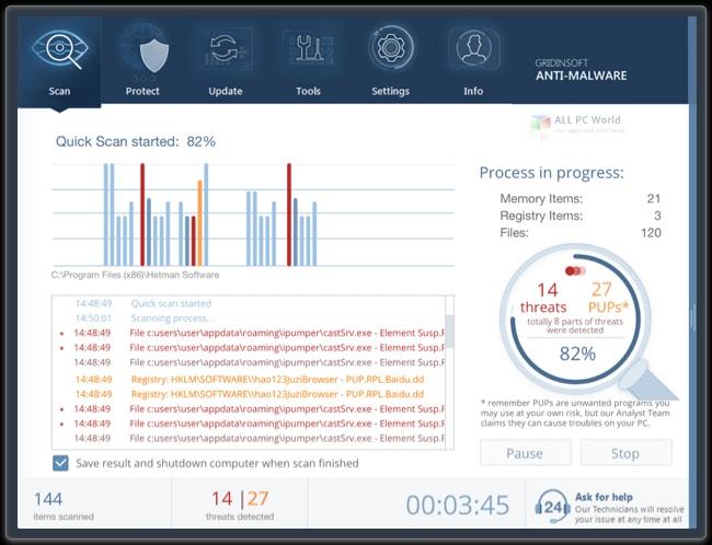 GridinSoft Anti-Malware 2020 Download