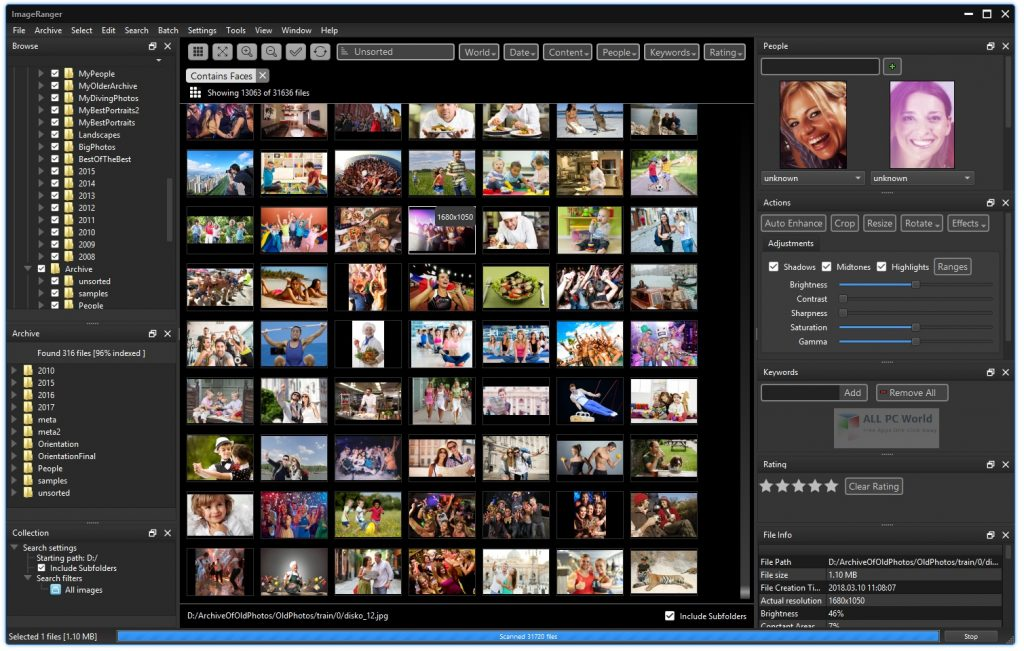 ImageRanger Pro 2020 v1.7.5 One-Click Download