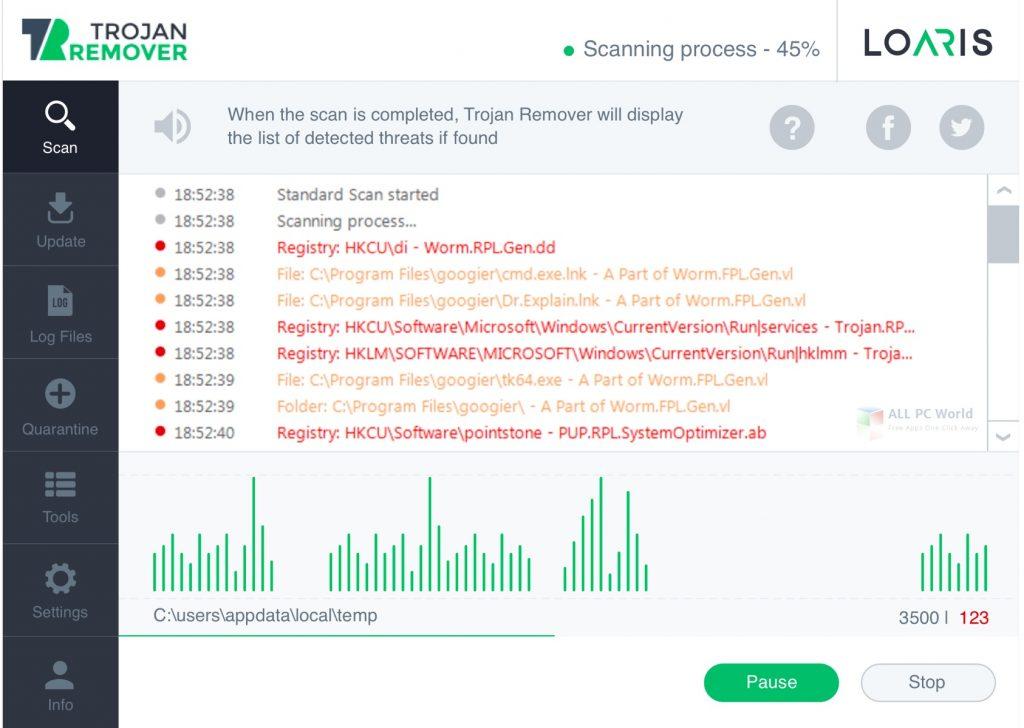 Loaris Trojan Remover 2020 v3.1 Free Download