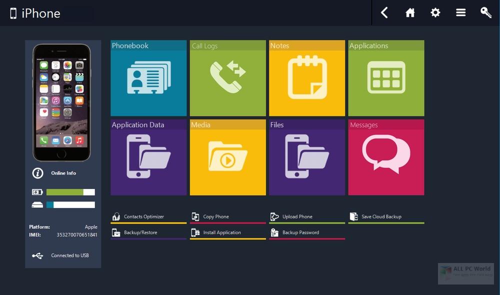 MOBILedit Phone Copier Express 2020 v4.6.1 Free Download