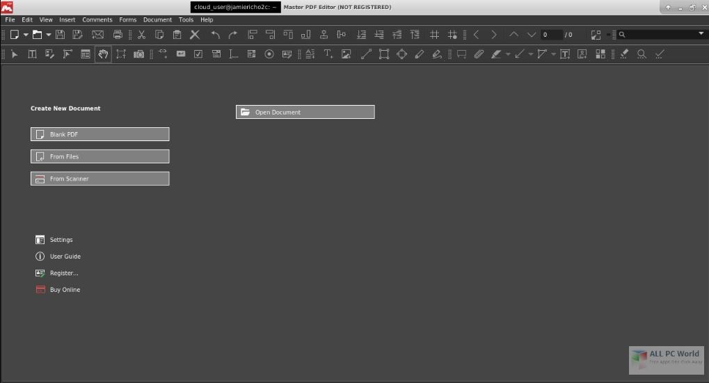 Master PDF Editor 2020 Download