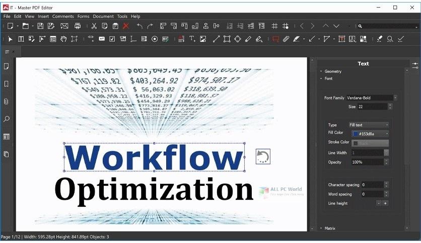 Master PDF Editor 2020 Free Download