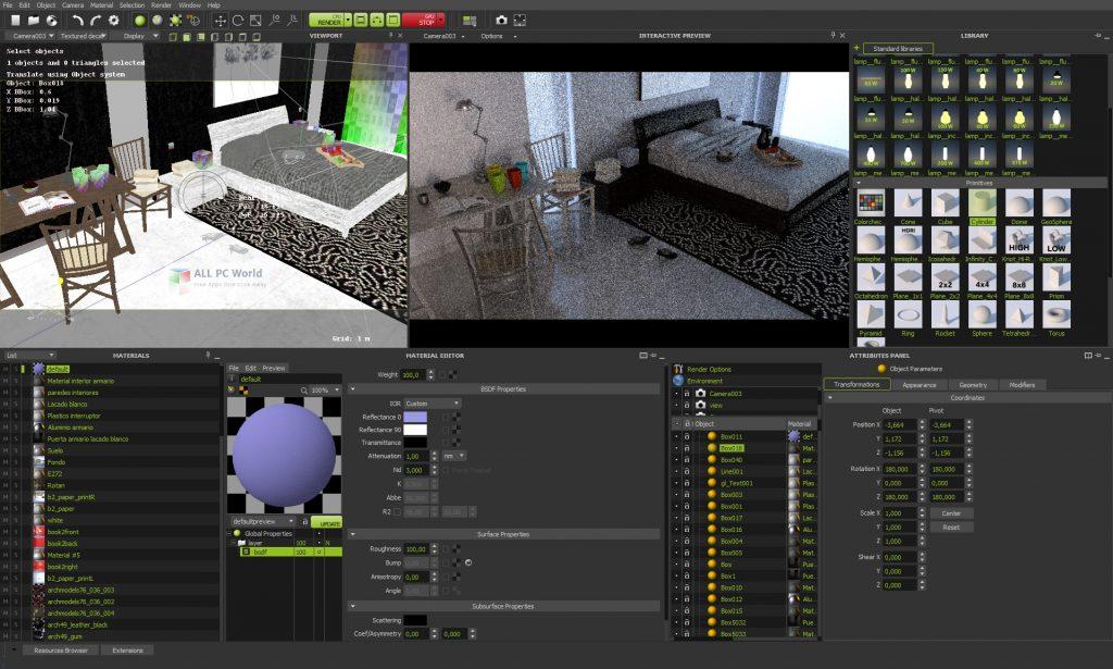 Maxwell Render Studio 5.0 Free Download
