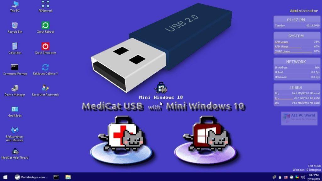 MediCat USB 20.07 Free Download