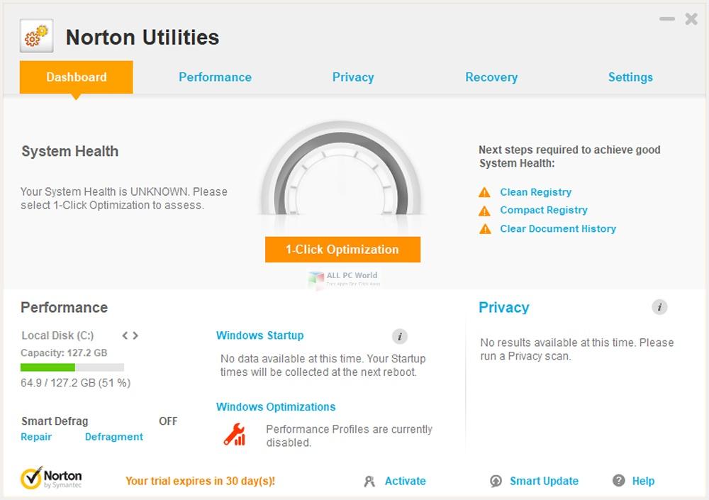 Norton Utilities Premium 2020 v17.0 Free Download