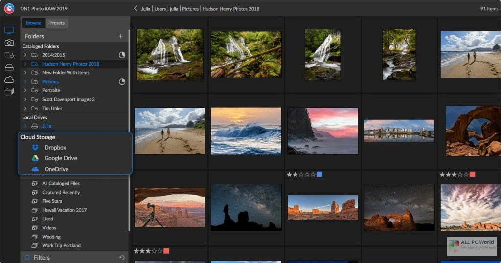 ON1 Photo RAW 2020.5 v14.5 Free Download