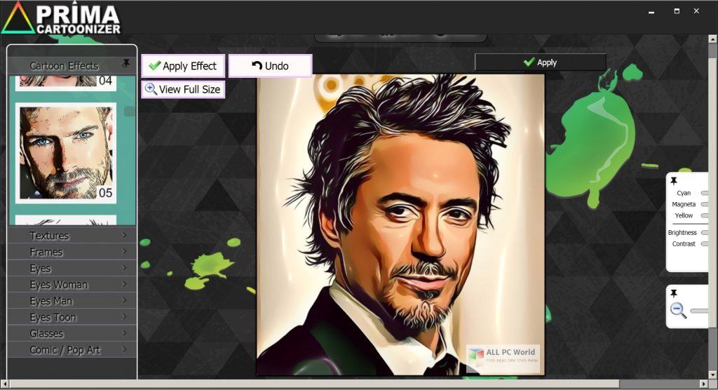 Prima Cartoonizer 2020 v1.6 for Windows 10