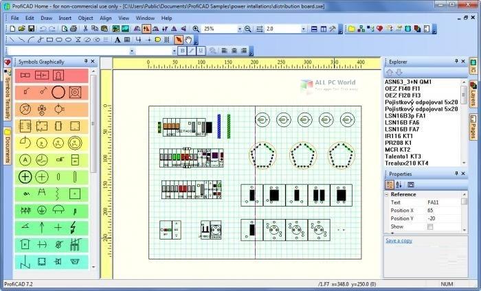 ProfiCAD 2020 v10.5 Free Download