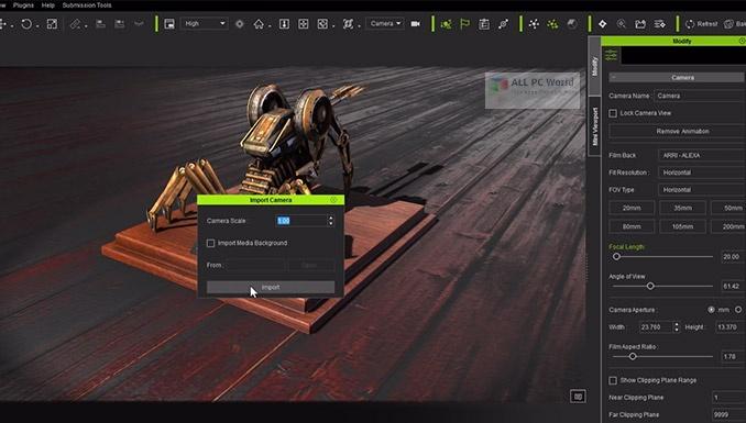 Reallusion 3DXchange 7.7 Free Download