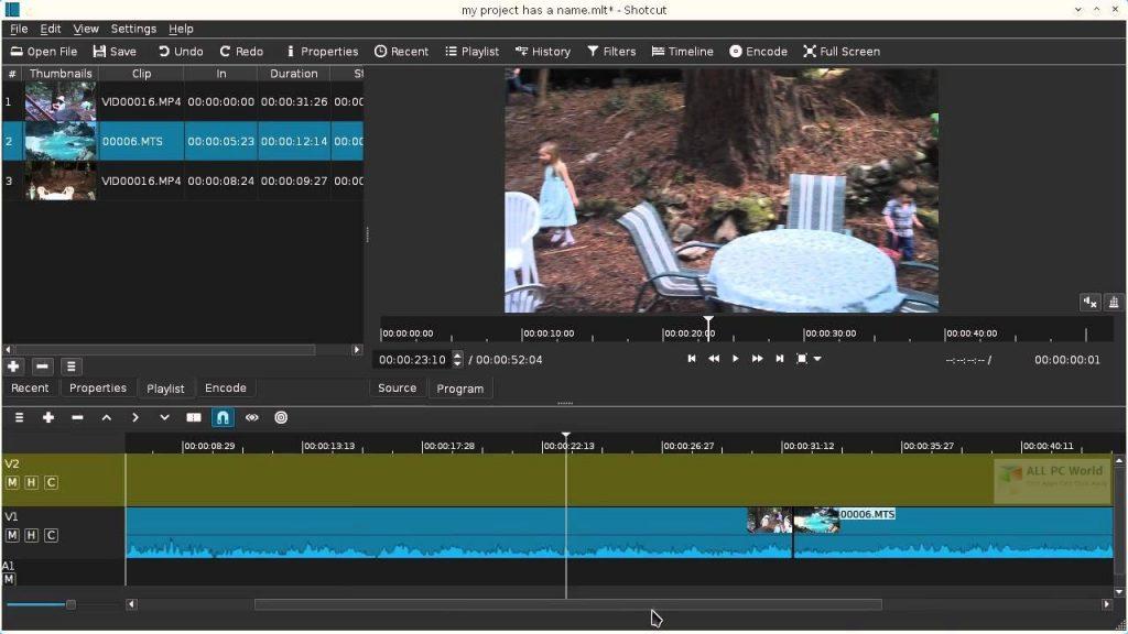 Shotcut 2020 Free Download