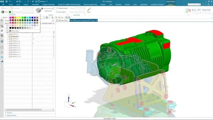Siemens NX 1926 Build 1700 Free Download