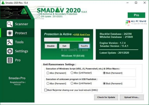 SmadAV Pro 2020 v14.6