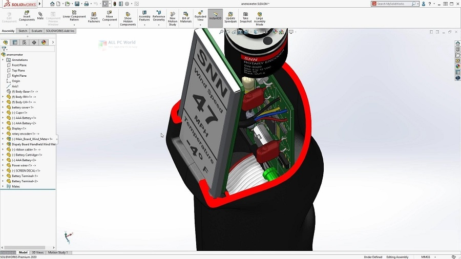 SolidWorks 2020 SP4 Premium One-Click Download