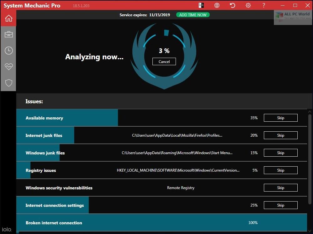 System Mechanic Pro 2020 v20.5 Download