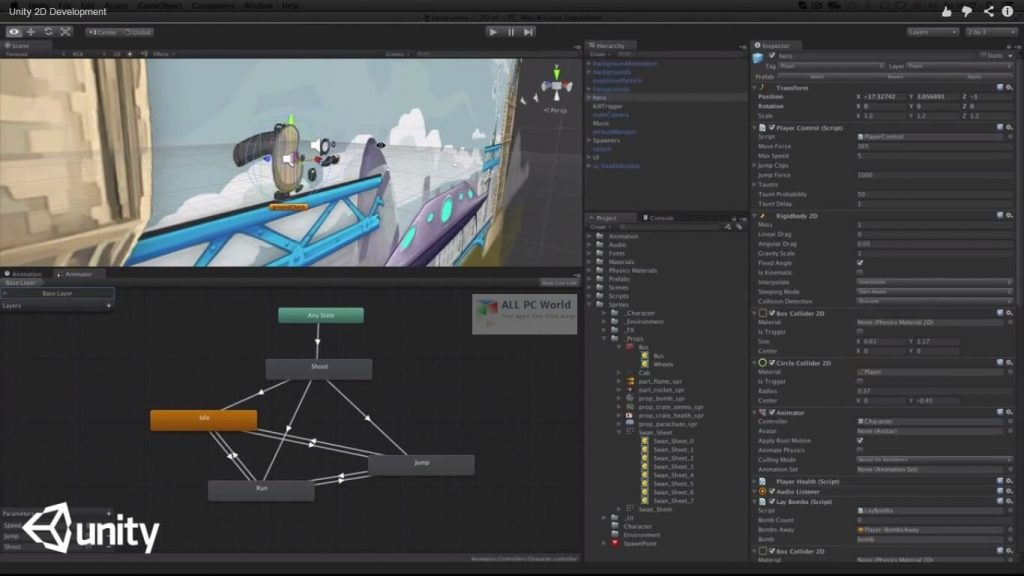 Unity Pro 2020 Free Download