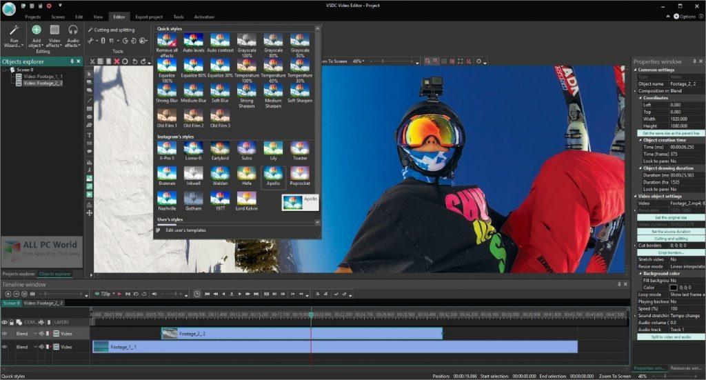 VSDC Video Editor 2020 Download
