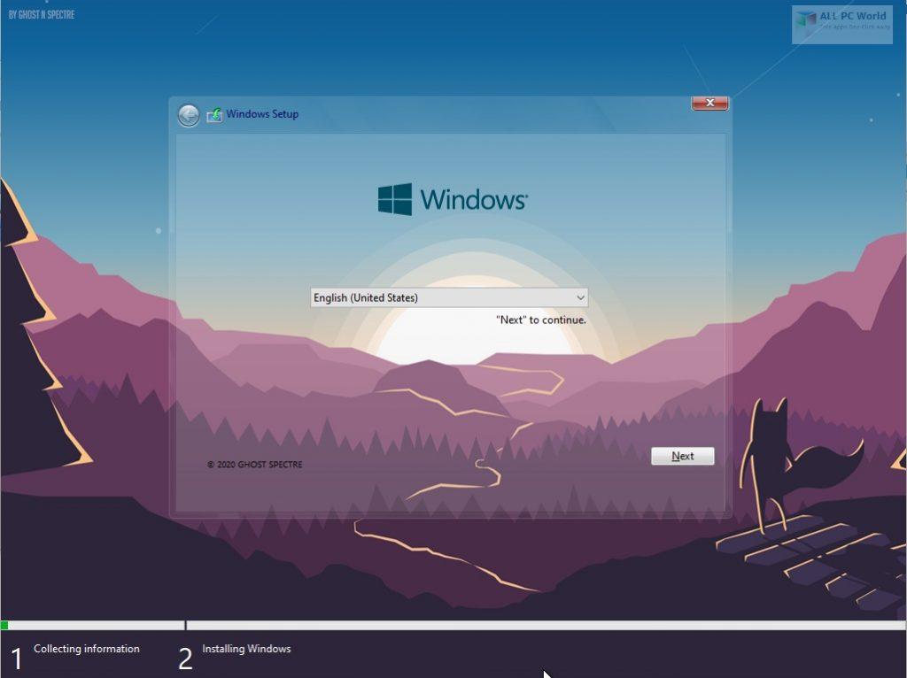 Windows 10 LITE x64 Version 2004 July 2020