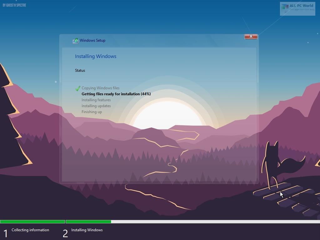 Windows 10 LITE x64 Version 2004 July 2020 Free Download