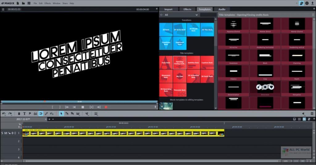 YouTube Movie Maker Platinum 2020 v18.56 Download