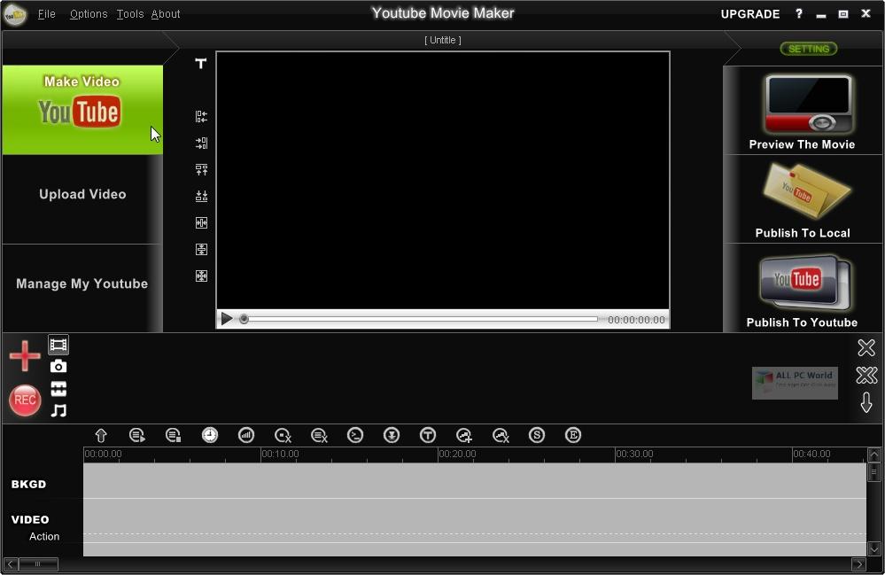 YouTube Movie Maker Platinum 2020 v18.56 One-Click Download