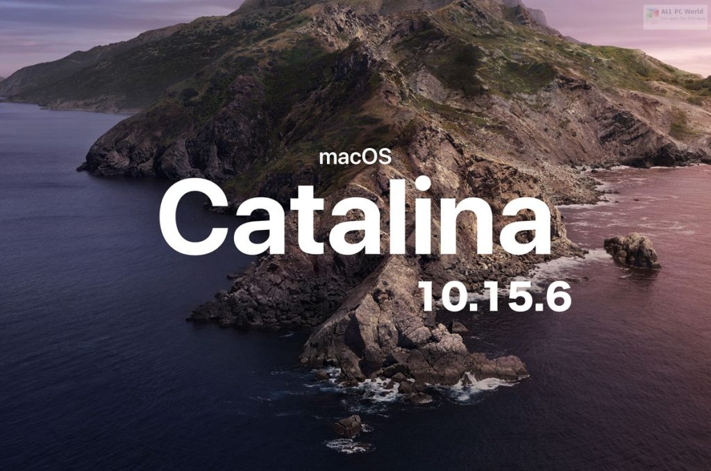 macOS Catalina 10.15.6 One-Click Download