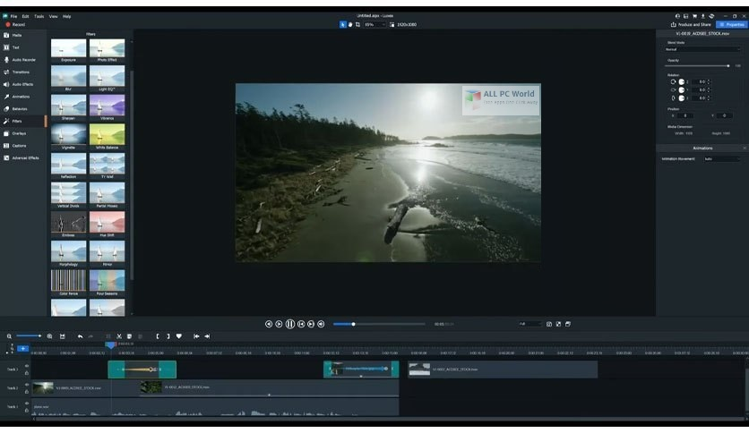 ACDSee Luxea Video Editor 5.0 Download