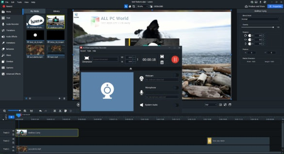 ACDSee Luxea Video Editor 5.0 Free Download