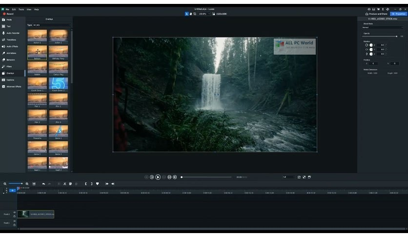 ACDSee Luxea Video Editor 5.0 One-Click Download