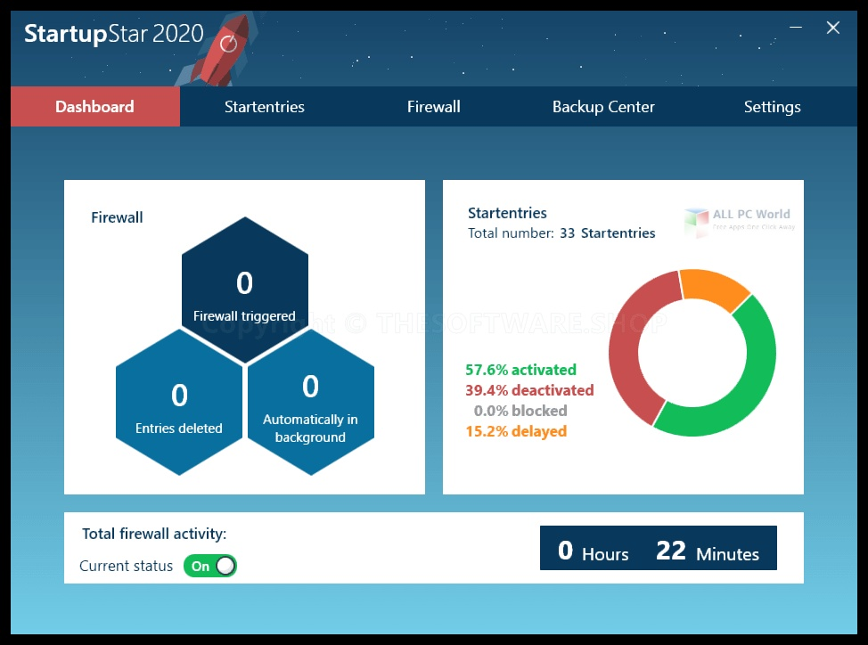 Abelssoft StartupStar 2020 v12.08