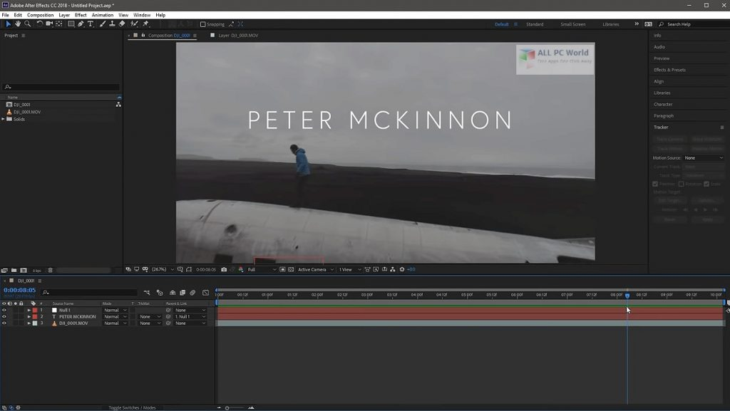 Adobe After Effects 2020 v17.1.3 Free Download